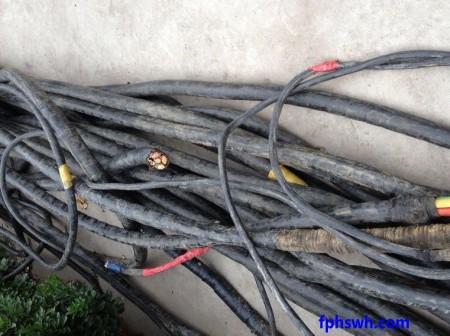废电缆回收