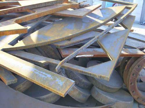 废钢板回收