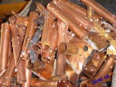 废铜管材回收